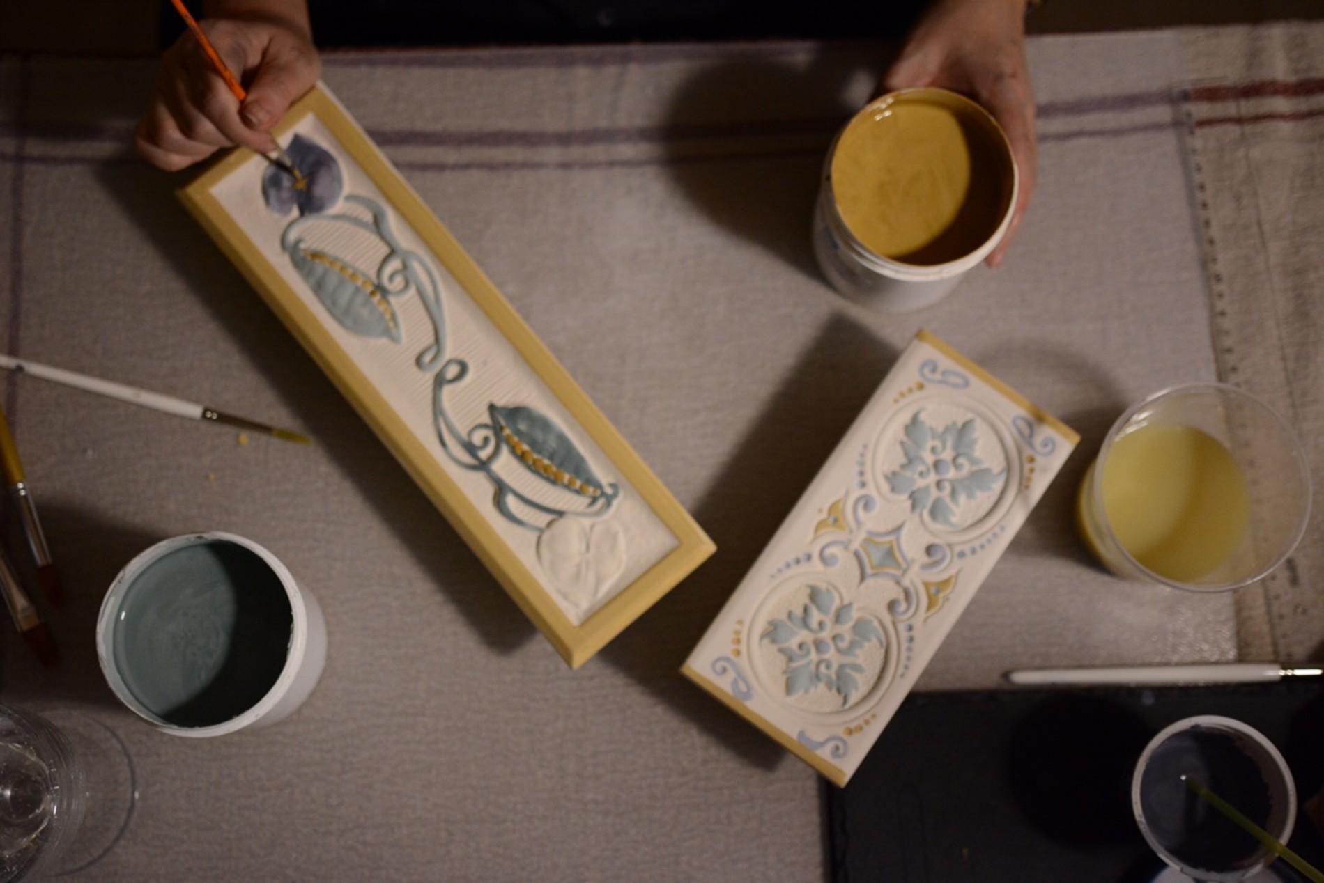 Ruční malování