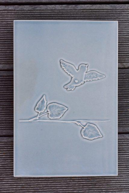 Ptačí trilogie - první let